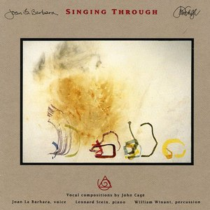 John Cage альбом Singing Through