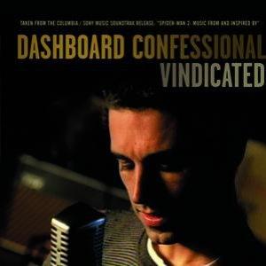 Dashboard Confessional альбом Vindicated
