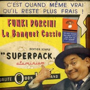 Funki Porcini альбом Le Banquet Cassio