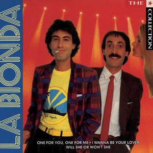 LA BIONDA альбом The Collection