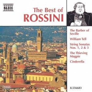Gioacchino Rossini альбом ROSSINI (THE BEST OF)