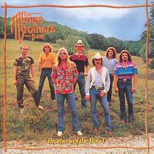 The Allman Brothers Band альбом Brothers of the Road