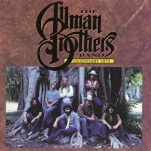 The Allman Brothers Band альбом Legendary Hits