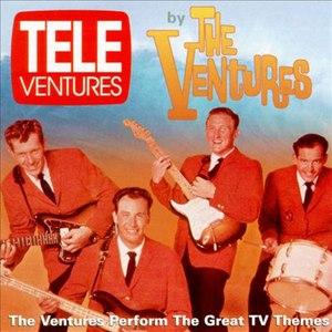 The Ventures альбом Tele-Ventures