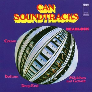 Can альбом Soundtracks (Remastered)