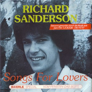 Richard Sanderson альбом Songs for lovers
