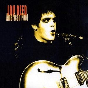 Lou Reed альбом American Poet