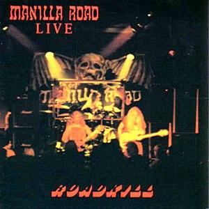 Manilla Road альбом Roadkill