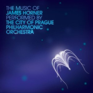 The City Of Prague Philharmonic Orchestra альбом The Music of James Horner
