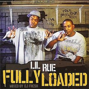 Lil Rue альбом Fully Loaded