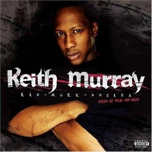 Keith Murray альбом Rap-Murr-Phobia