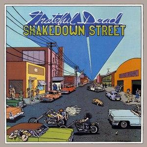 Grateful Dead альбом Shakedown Street