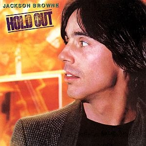 Jackson Browne альбом Hold Out
