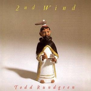 Todd Rundgren альбом 2nd Wind
