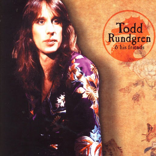 Todd Rundgren альбом Hello, It's Me And My Friends