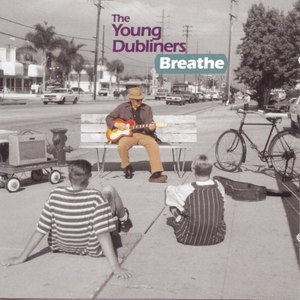 The Young Dubliners альбом Breathe
