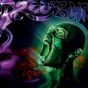 Trouble альбом Plastic Green Head
