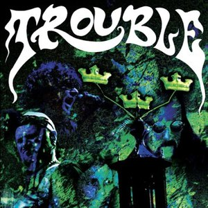 Trouble альбом Live In Stockholm