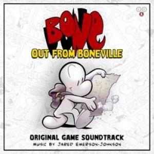 Jared Emerson-Johnson альбом Bone: Out From Boneville