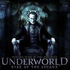Paul Haslinger альбом Underworld: Rise Of The Lycans