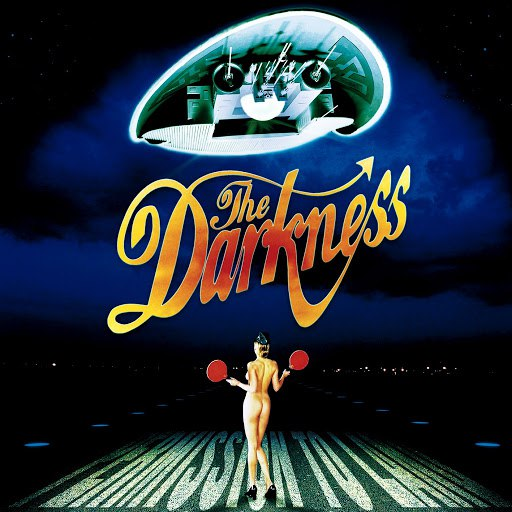 The Darkness альбом Permission To Land (International Clean Version)