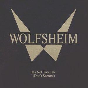 Wolfsheim альбом It's Not Too Late