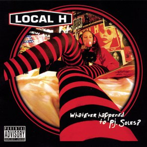 Local H альбом Whatever Happened to P.J. Soles?
