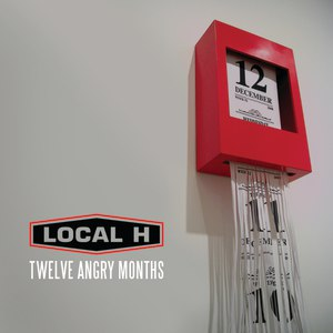 Local H альбом 12 Angry Months