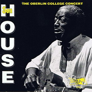 son house альбом The Oberling College Concert