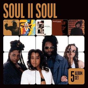 soul II soul альбом 5 Album Set (Club Classics Vol 1/Volume II/Volume III/Volume V/The Club Mix Hits)