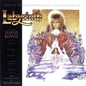 Trevor Jones альбом Labyrinth