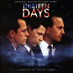 Trevor Jones альбом Thirteen Days