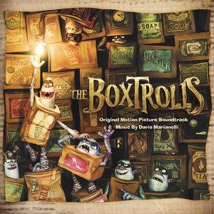 Dario Marianelli альбом The Boxtrolls (Original Motion Picture Soundtrack)