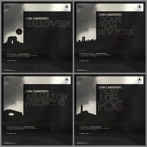 John Carpenter альбом Classic Themes Redux