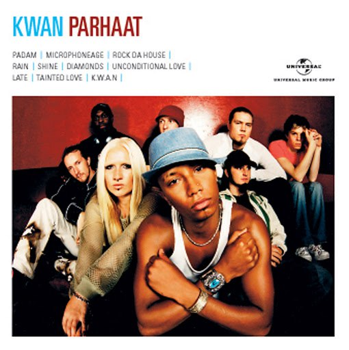 Kwan альбом Kwan - Parhaat