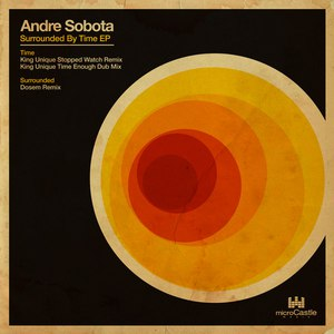 Andre Sobota альбом Surrounded By Time EP
