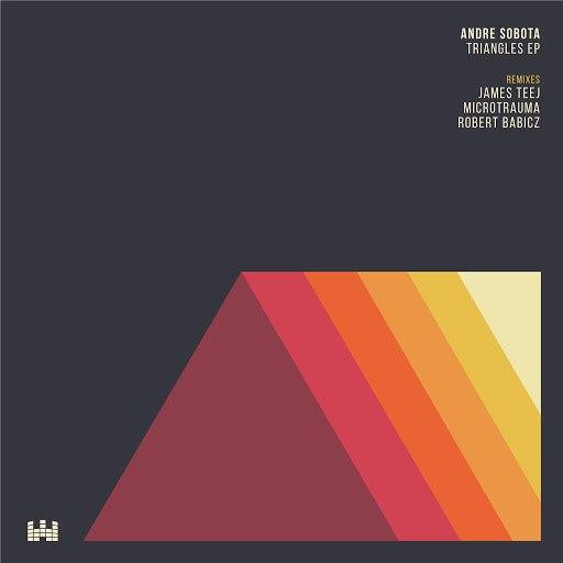Andre Sobota альбом Triangles - EP