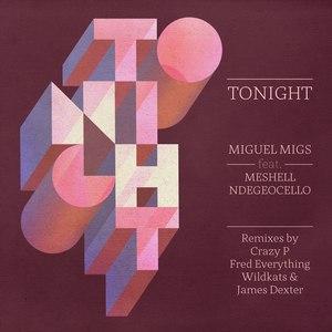 Miguel Migs альбом Tonight