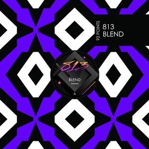 813 альбом Blend EP