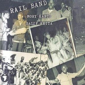 Salif Keita альбом Rail Band