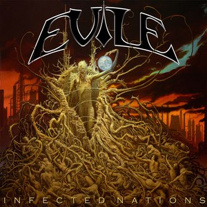 Evile альбом Infected Nations (Redux)