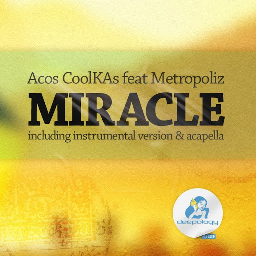Acos CoolKAs альбом Miracle