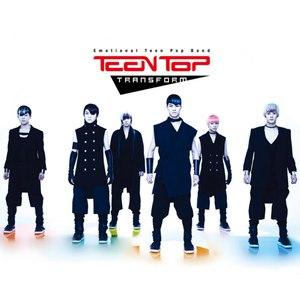 TEEN TOP альбом Transform
