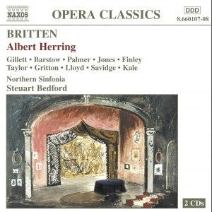 Benjamin Britten альбом Britten: Albert Herring