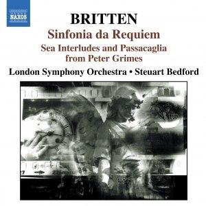 Benjamin Britten альбом BRITTEN: Sinfonia da Requiem / Gloriana Suite / Sea Interludes