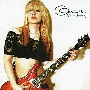 Orianthi альбом Violet Journey