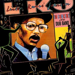 Linton Kwesi Johnson альбом In Concert with the Dub Band