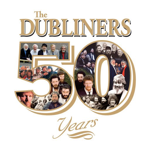 The Dubliners альбом 50 Years