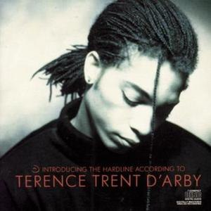 Terence Trent D'arby альбом Introducing The Hardline According To Terence Trent D'Arby