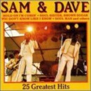 Sam & Dave альбом 25 Greatest Hits
